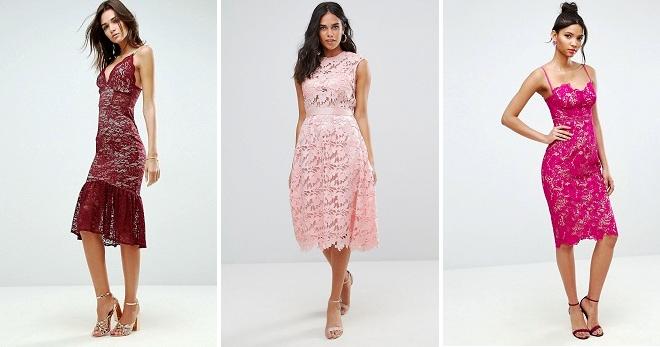 Кружевное платье – топ модных моделей на каждый день и для особых случаев da6bf93216f