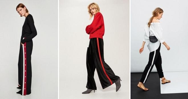 4a11b5ba С чем носить брюки с лампасами – 36 модных фото образов на все случаи жизни