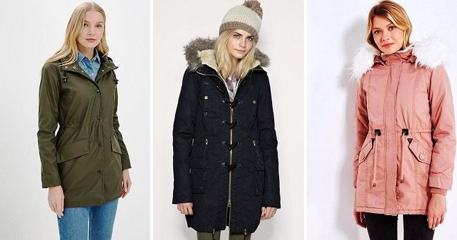 Женская куртка парка – как выглядит и с чем ее носить?
