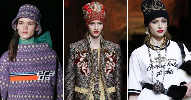 Вязаные шапки 2018-2019 – 60 фото самых модных моделей и образов