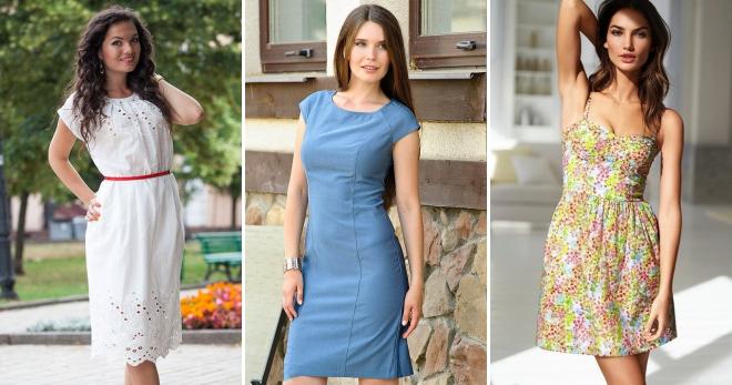 Хлопковое платье – комфортная и стильная одежда для городских модниц
