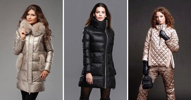 Женские зимние пуховики 2018-2019 – модные тенденции и тренды сезона