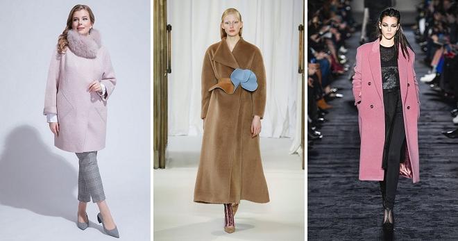 Пальто зима 2018-2019 – модные тенденции, тренды, цвета этого сезона