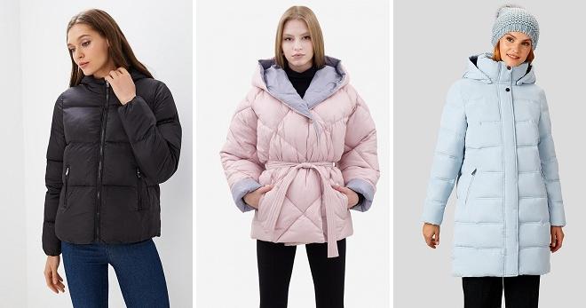 726ca52a995 Женские зимние куртки 2018-2019 – модные модели для любого события и погоды