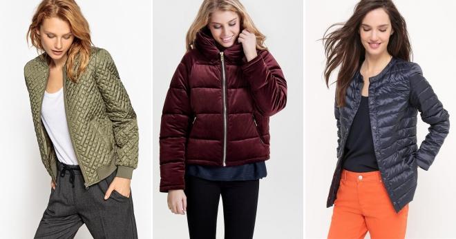 Стеганая куртка – 45 фото модных зимних и демисезонных моделей