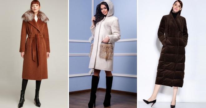 ea5f4fdf74b Женское зимнее пальто – 36 фото самых модных моделей этого сезона