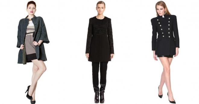 С чем носить короткое пальто – топ-60 самых модных женских образов