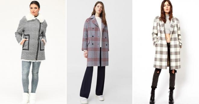 Проверете палто - како и со што да се носат за да изгледаат стилски?