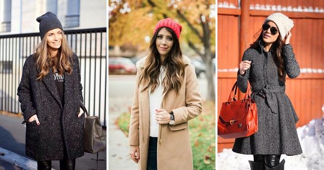 Quel genre de chapeau porter avec un manteau - 30 les combinaisons les plus en vogue pour cette saison