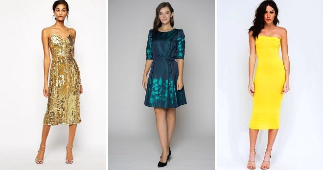 c4d7103e4349706 Платье на новогодний корпоратив 2019 – 60 фото модных нарядов на любой вкус