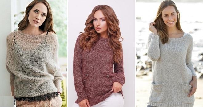 Raglan džemper - 60 fotografija ženskih modela za bilo koju vrstu figure