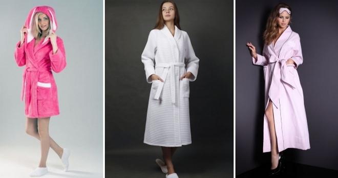 a266389b4488b Красивые женские халаты – махровые, велюровые, шелковые, из штапеля ...