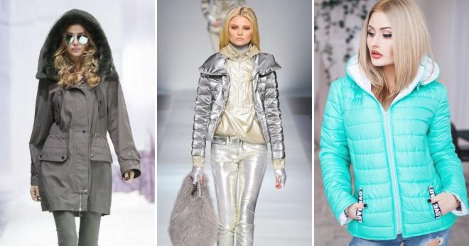 810b50f87e2 Модные куртки 2019 – 100 фото самых актуальных моделей для девушек и женщин