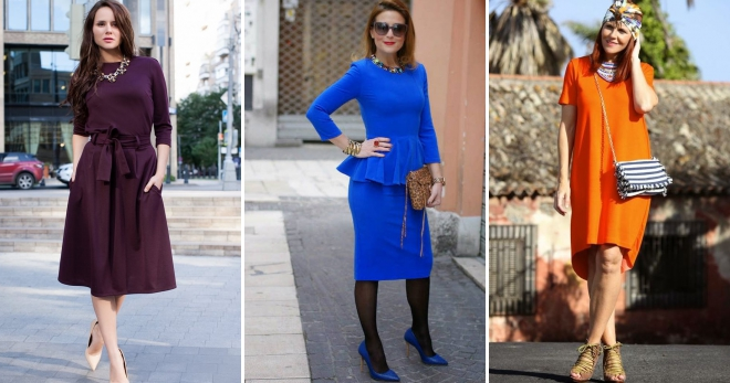 cf3b2c258e1 Платья для женщин 40 лет – 30 фото и видео моделей на любой вкус