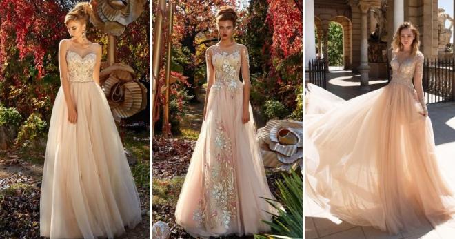 16969d52ce1 Вечерние платья 2019 – модные тенденции