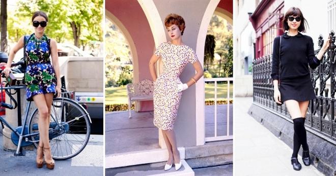 61714cf84f1 Мода 60-х годов – фото одежды