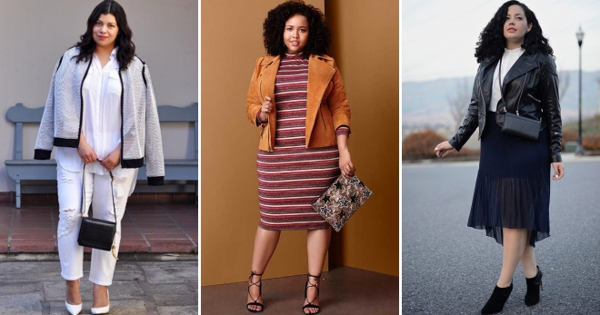 Одежда для полных – как правильно подобрать и сочетать, чтобы красиво выглядеть?