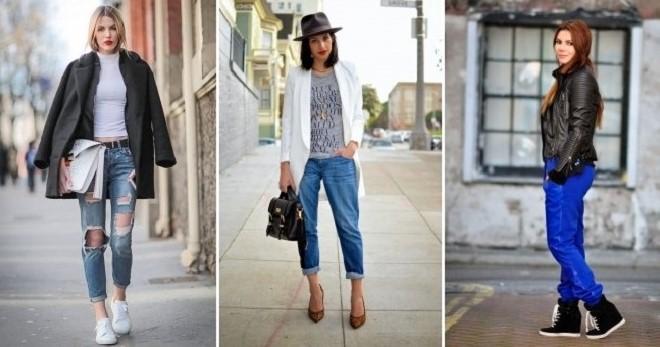 Обувь под джинсы – как правильно сочетать, чтобы выглядеть модно?