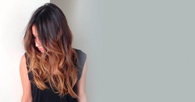 Окрашивание волос балаяж – модная и красивая современная техника