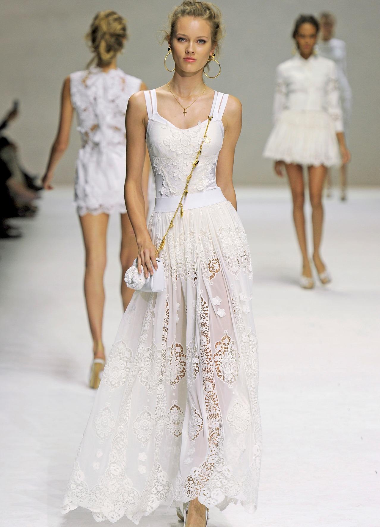 688d4a1cac9 белые платья из хлопка с кружевом 4