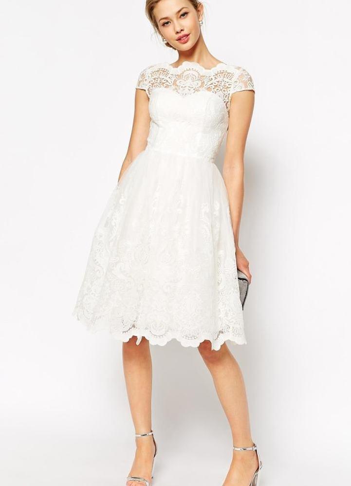 46dfd7553e3 белые платья из хлопка с кружевом 9