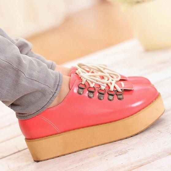 069781d96 ботинки на высокой платформе 10 ...
