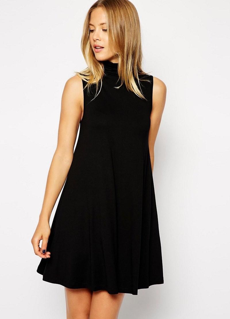 110b15b632ee черное летнее платье 3