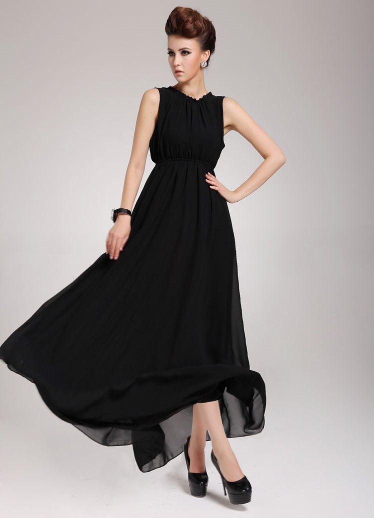 5a41c7b21760 черное летнее платье 6