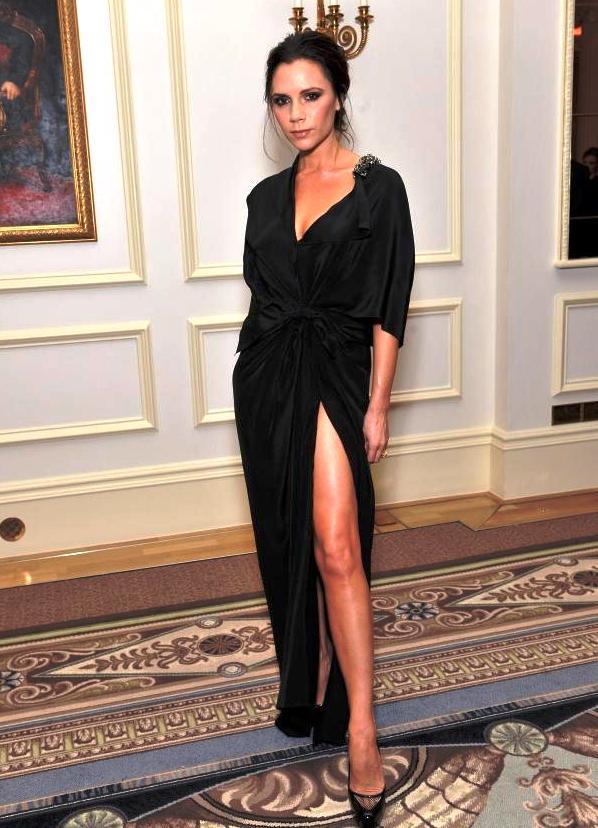 511708ca6f6 длинное платье с разрезом на ноге 7