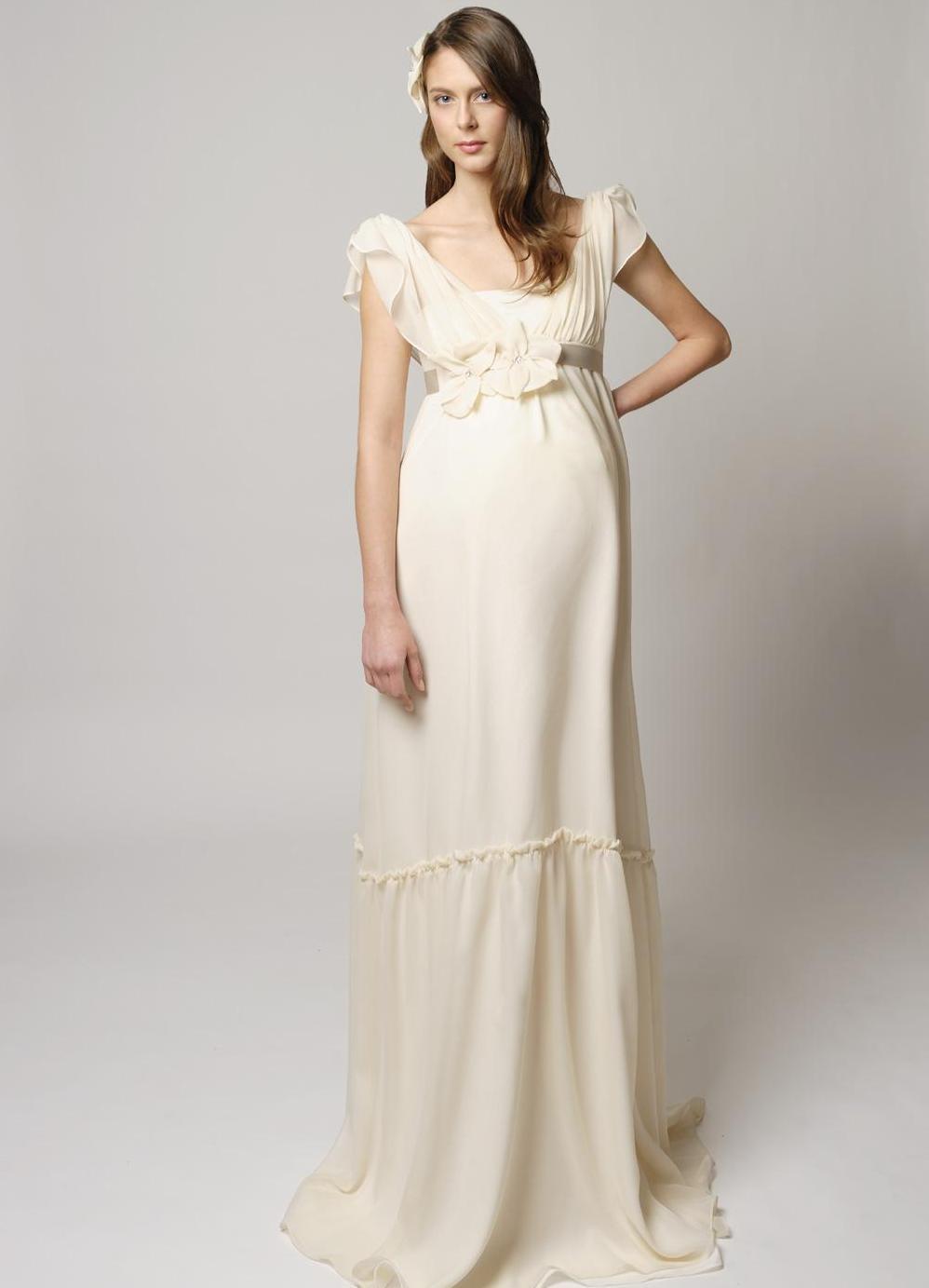 Фасоны платьев для беременных на лето7 83ed46d0b44