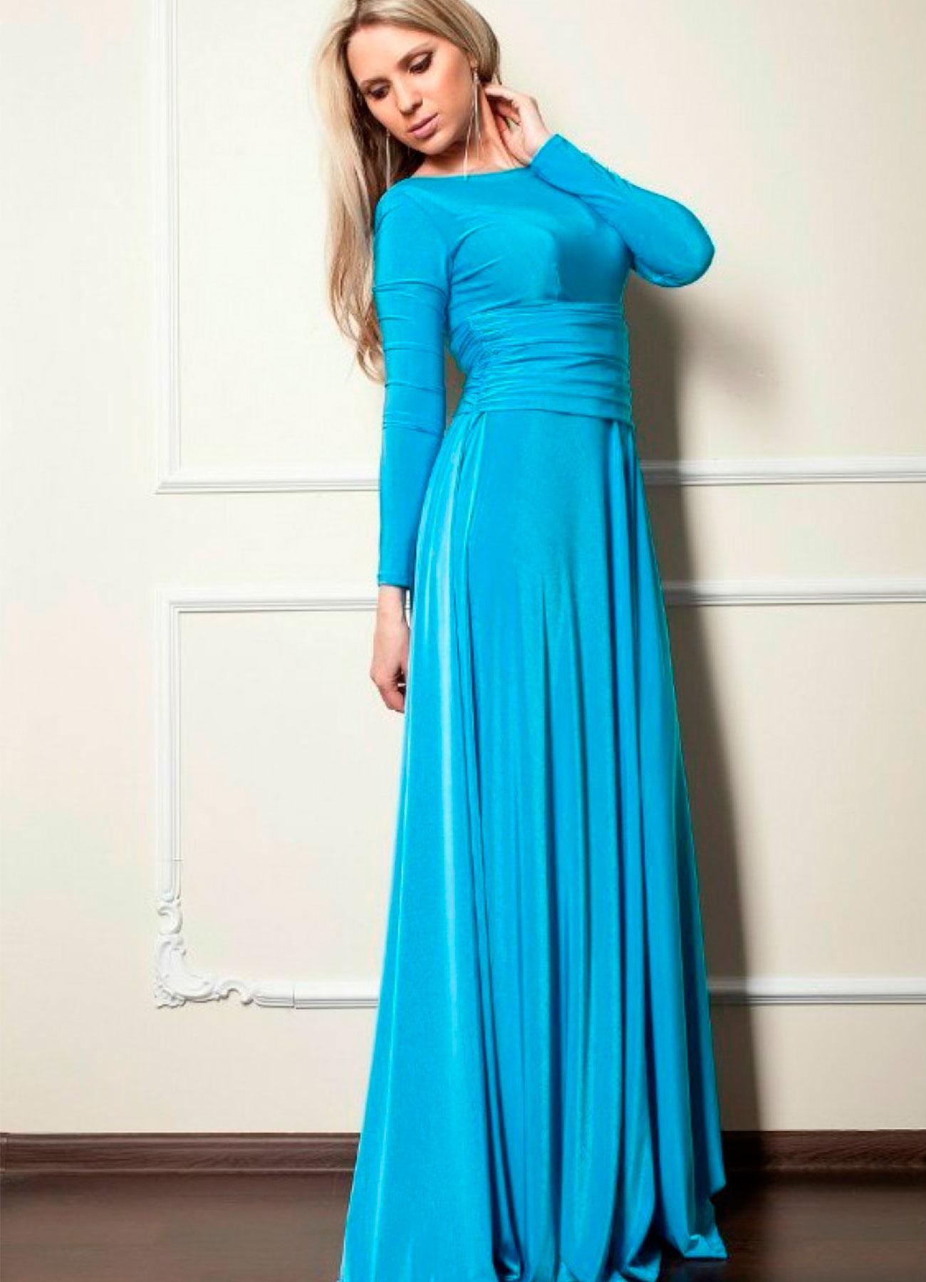 Вечерние платья длинные в пол картинки