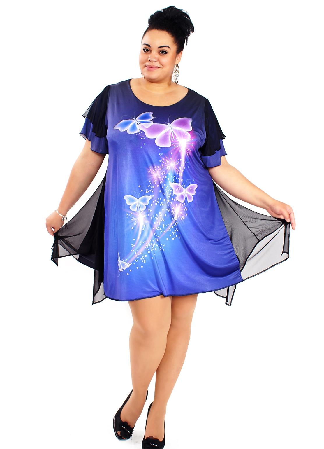 aa518e9d876 короткие платья для полных женщин 19 ...