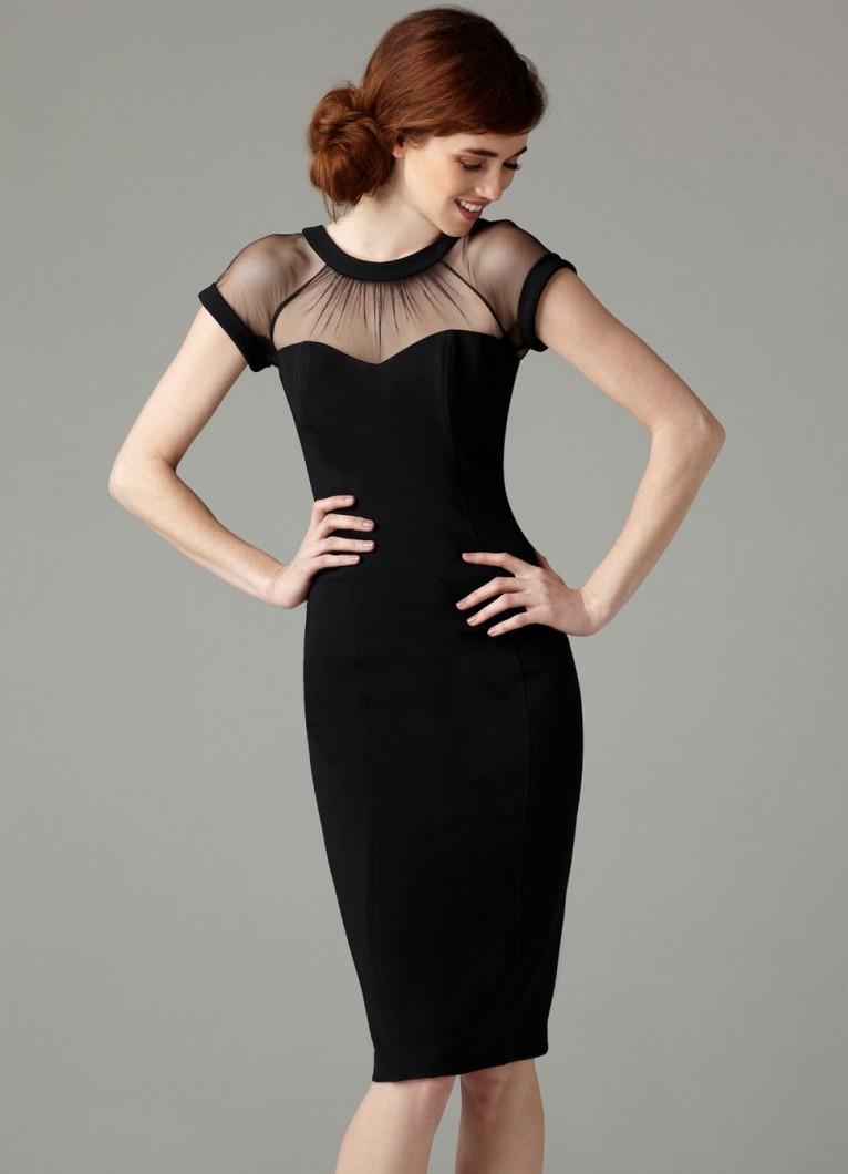 одной них, модели черного платья фото помню радость, еще