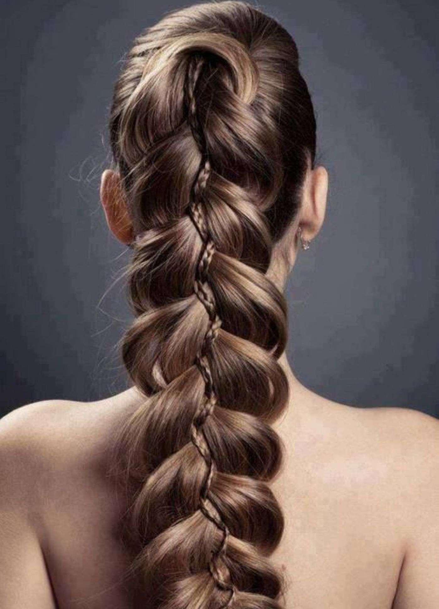 Самая красивая коса картинки