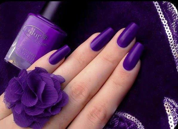 нарощенные ногти фото дизайн 2016