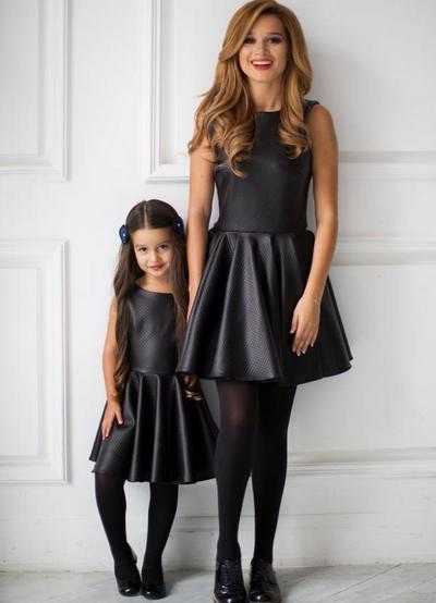 Черные мамочки и дочки
