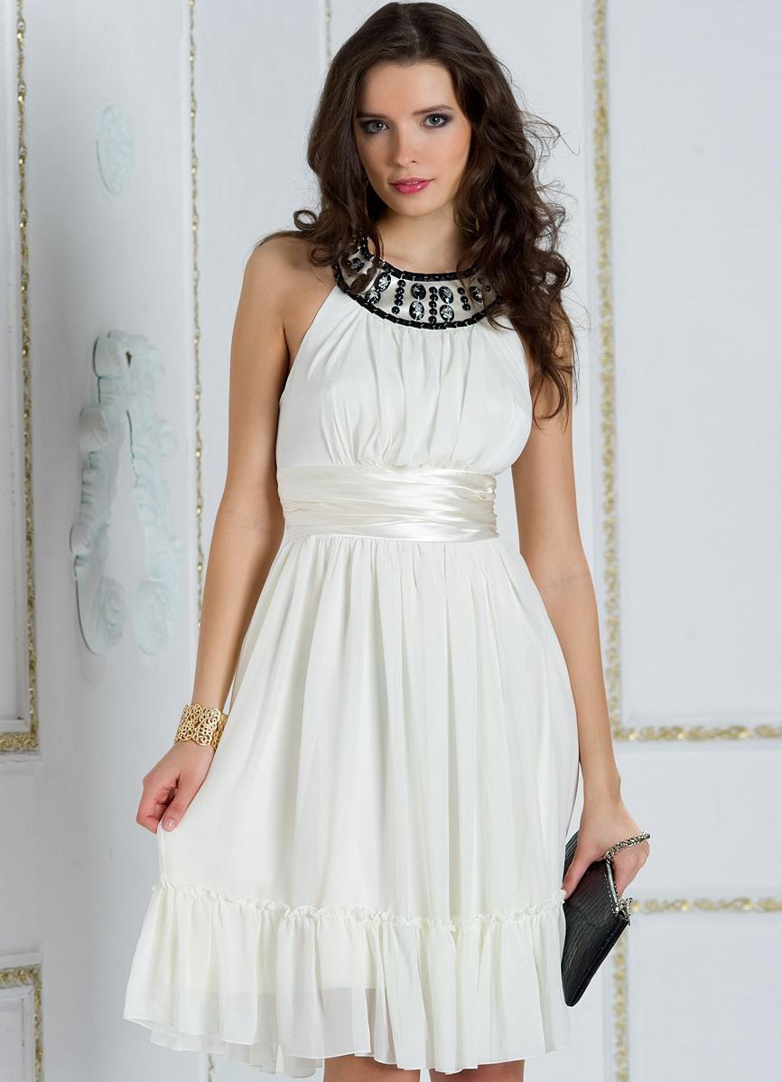 платья с американской проймой фото
