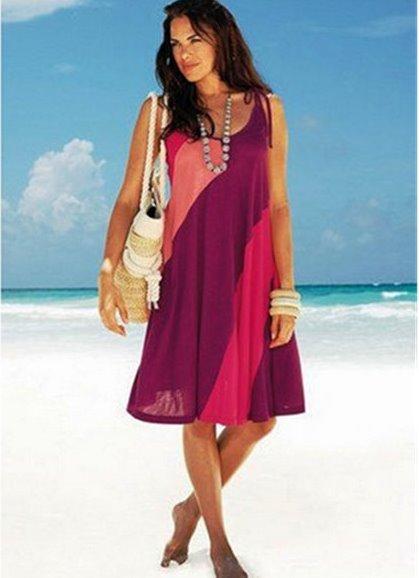 a674877178482 пляжное платье для полных 1