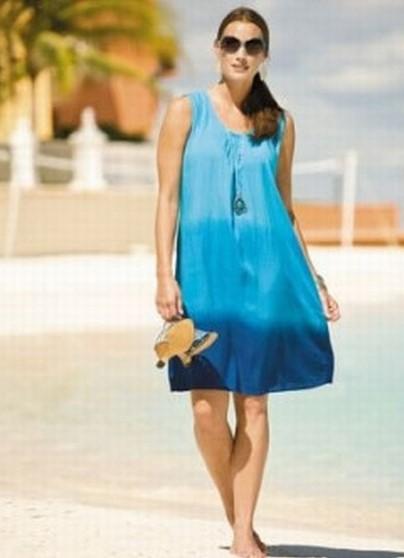 427ce2d930172 пляжное платье для полных 2