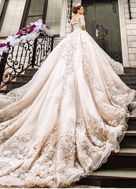a3dd706fd897d6d Самые Красивые В Мире Свадебные Платья Фото
