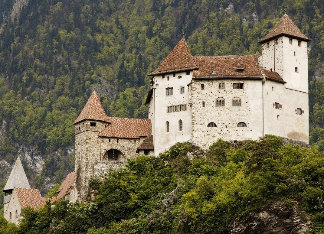 Достопримечательности лихтенштейна фото и описание