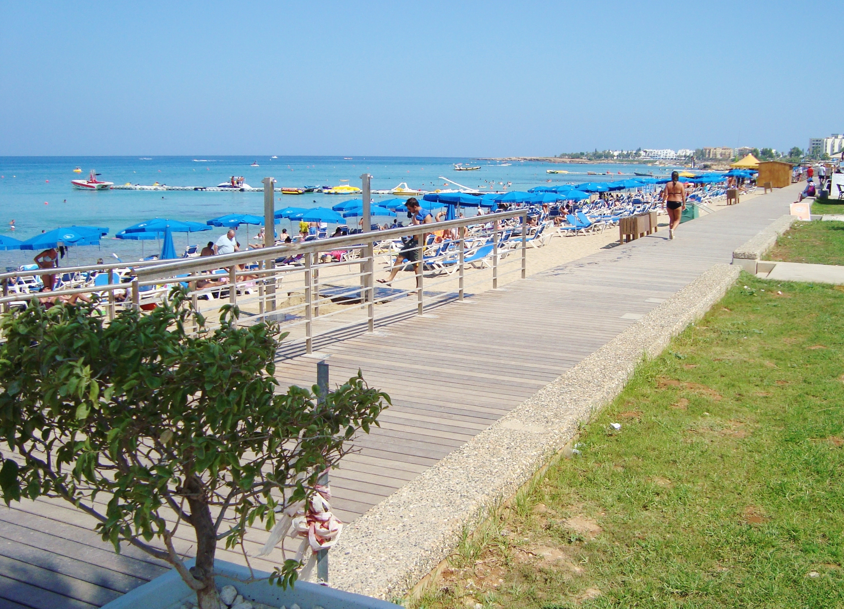 Фото пляжа фиг три протарас 49