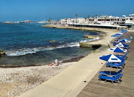 фото пляжей пафос