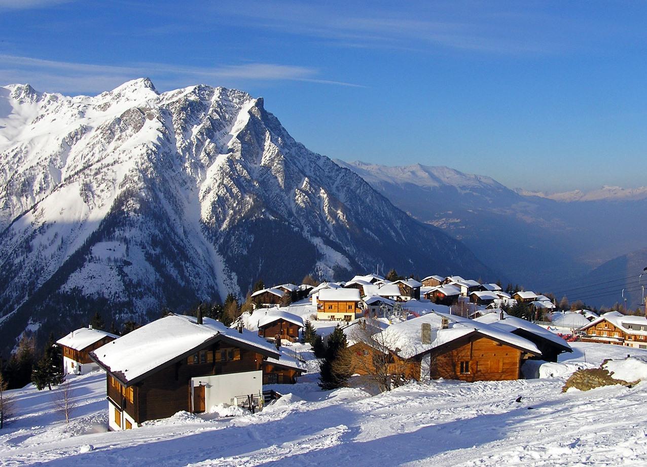 картинки швейцарских альп