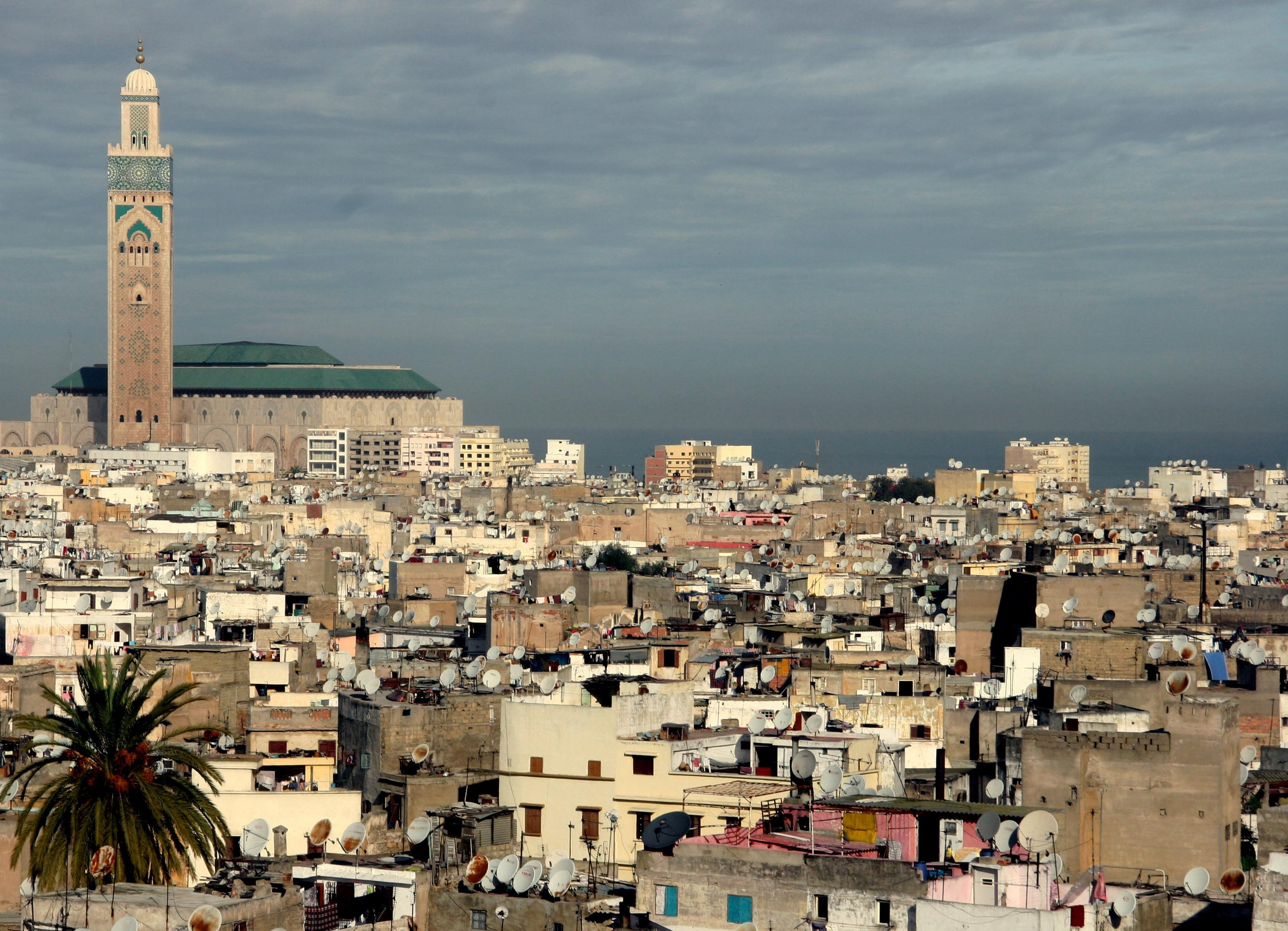 Касабланка, Марокко - достопримечательности