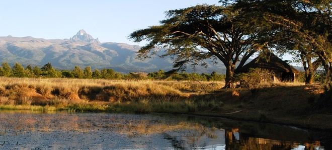 Кения  динамично развивающаяся республика