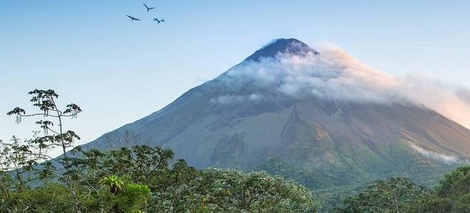 Коста-Рика — информация о стране
