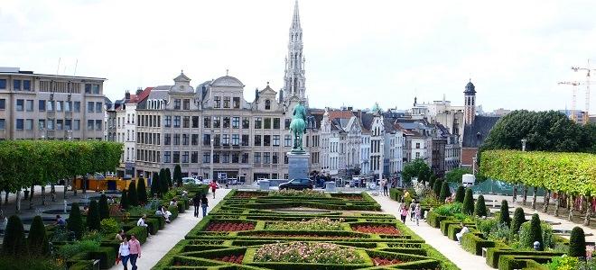 Экскурсии по Брюсселю