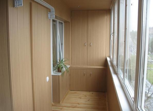 Собираем шкаф на балконе своими руками 691