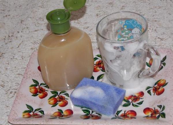 Моющее для посуды с горчицей своими руками фото 251